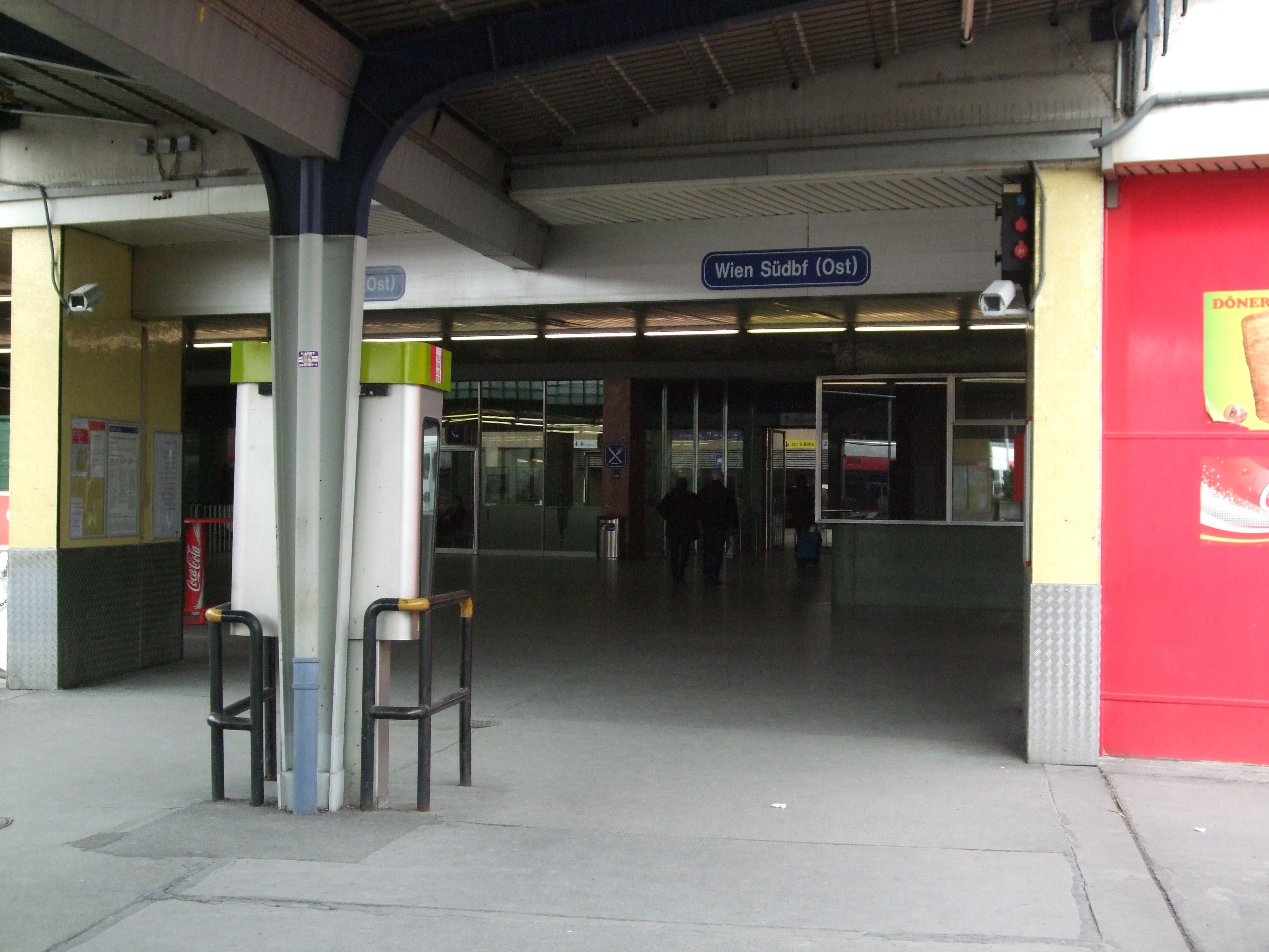 2009年ウィーン南駅